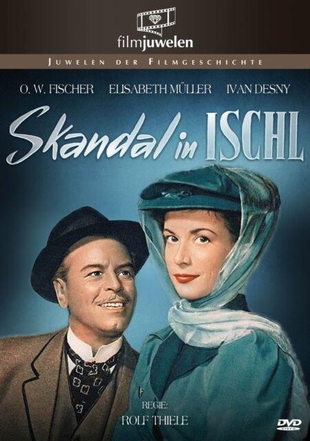 Skandal in Ischl (1957) - O.W. Fischer - Rolf Thiele - Filmjuwelen [DVD]