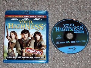 Your Highness Blu-ray Disc 2011 Danny McBride James Franco ...