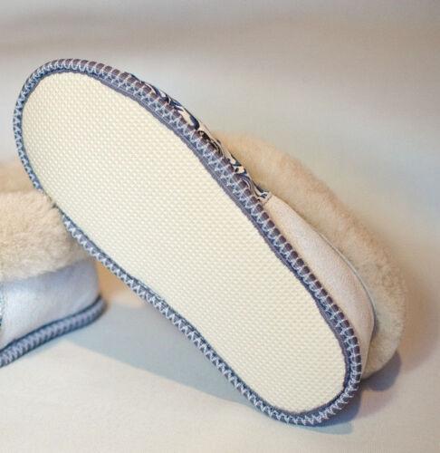 Russian Fur Slippers100/% Natural SheepskinWinter Socks Wool Pavlovo Posad