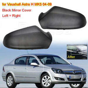 Vauxhall Astravan Astra 04-09 Car Parts Car Wing Replacement Driver Side OS Wing Mirror Cover