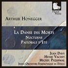 La Danse des Morts/Nocturne/Pastorale dEte von Vachey,Davy,Jeune Orchestre Symphon.de Douai (2014)