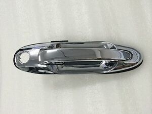 TOYOTA-LANDCRUISER-100-SERIES-DOOR-HANDLE-OUTER-RIGHT-HAND-RHF-CHROME-98-07
