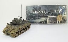Corgi Korean War M4A3E8 Sherman Tank w/Flamethrower 1:50 Scale Diecast Model MIB