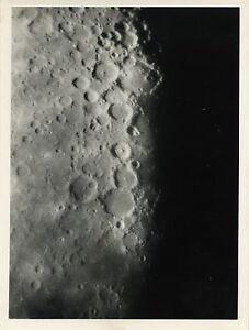 PHOTO-VINTAGE-LUNE-ALPHONSUS-ARZACHEL-amp-PTOLEMAUS-tirage-argentique-MOON-1973