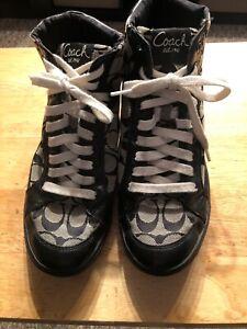 ELLIS Signature High Top Sneakers Sz. 8