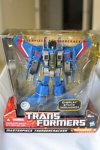 BRAND-NEW-TRANSFORMERS-Masterpiece-THUNDERCRACKER-Toys-R-Us-RARE-Collectible