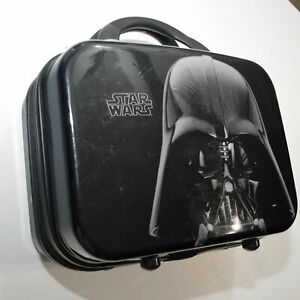 Star Wars Darth Vader Suitcase Kids Travel Case 12x8 Great