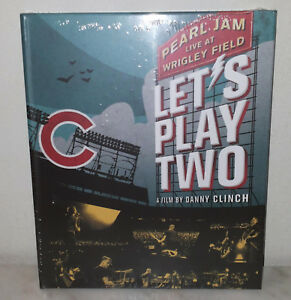 BLU-RAY-PEARL-JAM-LET-039-S-PLAY-TWO-NUOVO-NEW