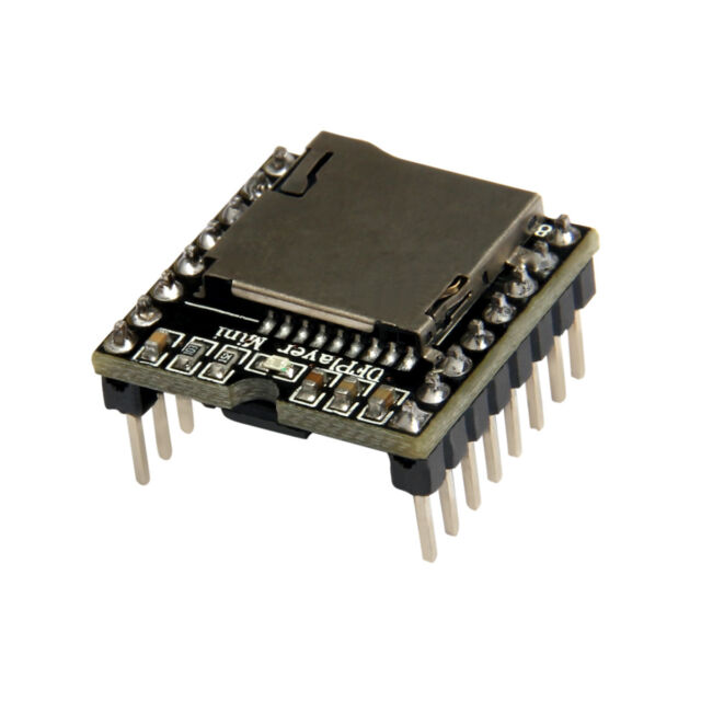 TF Card U Disk Mini MP3 Player Audio Voice Module For Arduino DFPlay Min Board