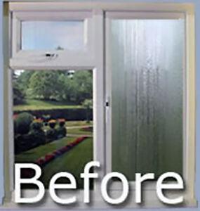 faire soi m me kit r parera 4 double vitrage scell unit s condensation clair brouillard mist. Black Bedroom Furniture Sets. Home Design Ideas