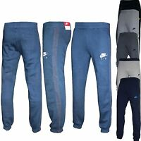 Mens Nike Fleece Joggers Tracksuit Bottoms Track Sweat Jogging Pants