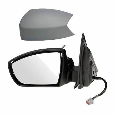 For Ford S Max 06-15 Electric Adjust Wing Mirror Primed Cover ...