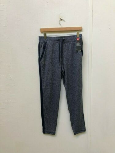 Under Armour Women/'s UA Loose Fit Heat Gear Core Joggers Navy Small New