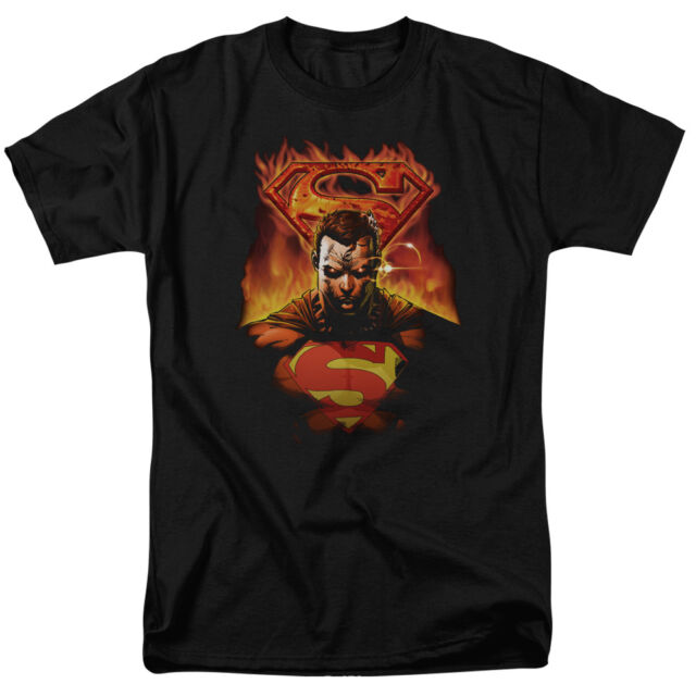 Superman All T-Shirt DC Comics Sizes S-3X NEW