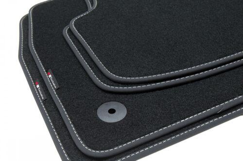 2013 Exclusive Design Fußmatten für Renault Captur Typ R ab Bj