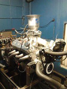 Details about 427 ALL ALUMINUM LS3 / LSX PUMP GAS ENGINE (WOW 730+HP WITH  700+ FT LB TORQUE!)