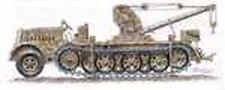 CMK 2002 1/72 Resin WWII Conversion Kit for FAMO Bilstein 6t Crane (Revell)