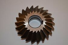Prismenfräser, D80(70,5)Hx20x22 /60°, HSS, GS, RHV8623,