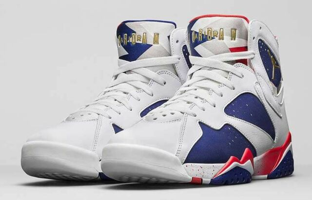 a0eb6e009319ae Nike Air Jordan 7 Retro Alternative Olympic Mens Size 18 for sale ...