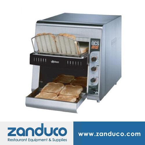 Star Holman QCS1-350 Compact Conveyor Toaster 500 Slices 120//60 Ts10136