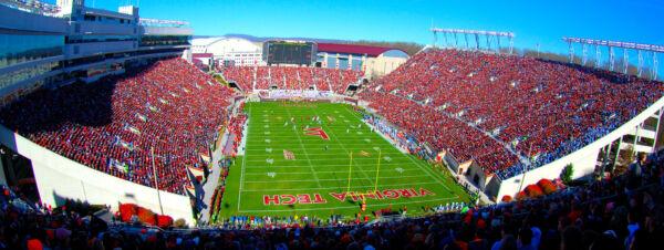 Virginia Tech Football Tickets Va Tech Football Tickets On Stubhub