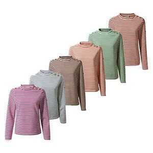 Craghoppers Women's Balmoral Crew Neck Fleece Top Jumper Sweater. RRP £35