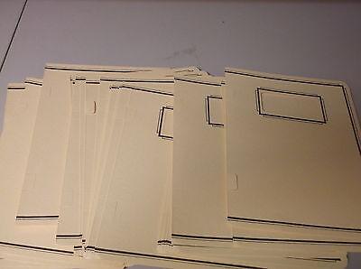 (28) Anthes Universal Finestra Classico Cover Fascicolo Cartelline