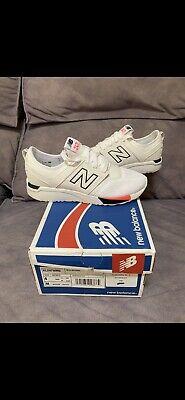 New Balance 274 White Size 4 Y Brand New   eBay
