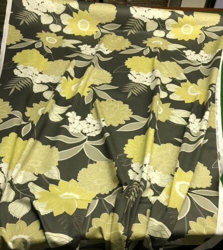 An Exclusive Design 1m Stowe AMLLIA Upholstery// Cotton Curtain Fabric