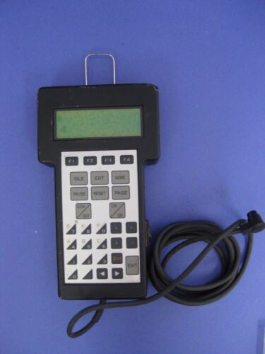 Teach Robot Pendant for  VL-800 Hand Held Controller TEL 600 FNC Used