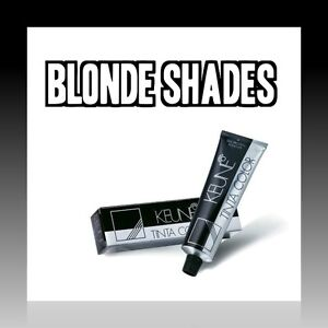 Keune-Tinta-Awesome-Hair-Color-Blonde-Shades-60ml-Tube-Choose-Your-Own-Shade-NEW