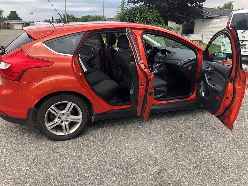 Ford Focus, 1,6 TDCi 115 Titanium, Diesel