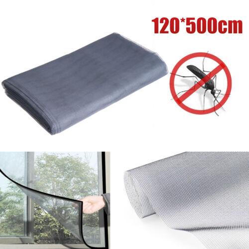 Insektenschutz-Fliegennetz Fliegengitter FiberglasGewebe Waschbar Mückenschutz