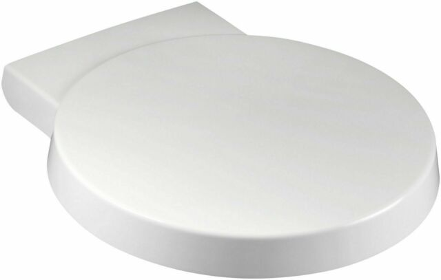 Tremendous Euroshowers 83060 Round Toilet Seat White Gmtry Best Dining Table And Chair Ideas Images Gmtryco