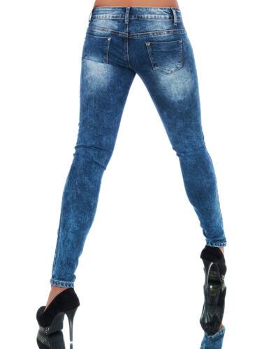 36 Gr 38 Jeansröhre Newplay Mit Schnürung xqFHwIa