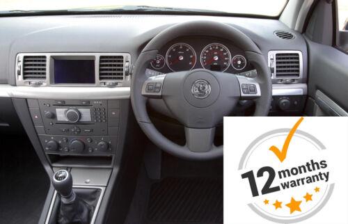 Fits Vauxhall Vectra C//SIGNUM 2002-2008 CUIR véritable Gear Stick Gaiter Red ST