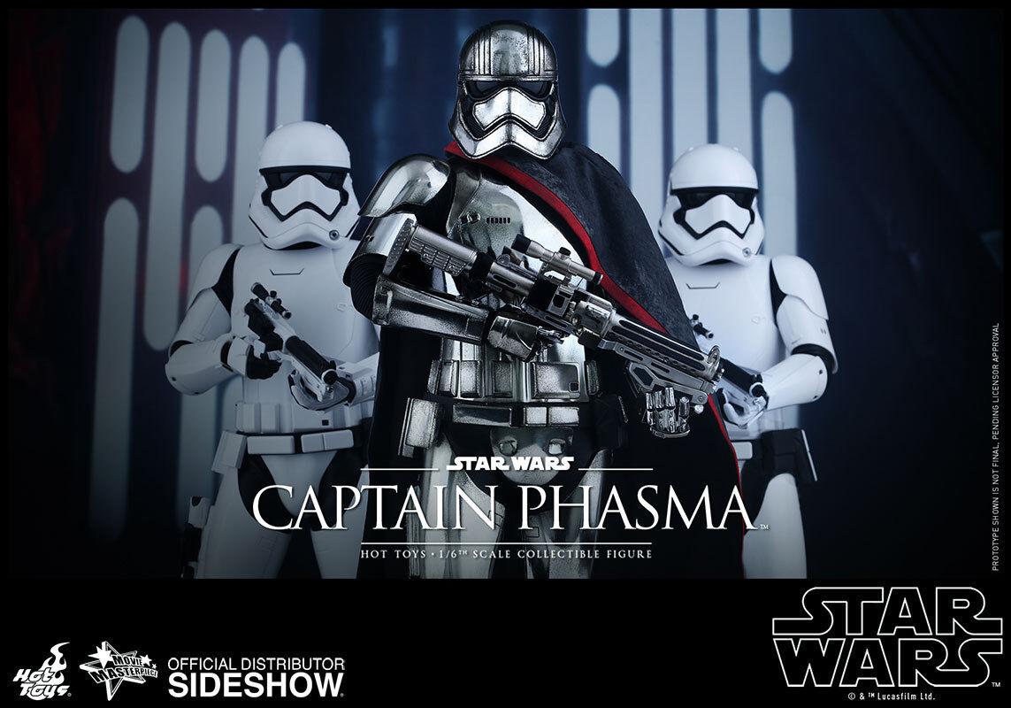 Hot Toys Toys Toys 1 6 Scale 12  Star Wars Captain Phasma Action Figure 902582 MMS328 fdfc8e