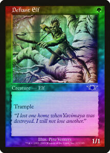Defiant-Elf-FOIL-Legions-NM-M-Green-Common-MAGIC-THE-GATHERING-MTG-CARD-ABUGames