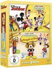 Disney Junior: Jetzt wird`s bunt / Zahlenspaß mit Micky (2014)
