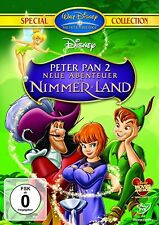 DVD ° Peter Pan 2 ° Neue Abenteuer im Nimmerland ° Walt Disney ° NEU & OVP