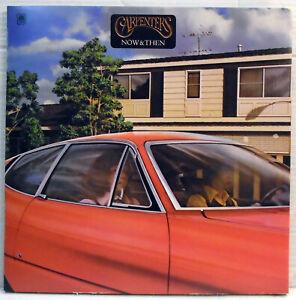 Carpenters - Now & Then - 1973  vinyl LP record A&M AMLH 63519   A1 B1