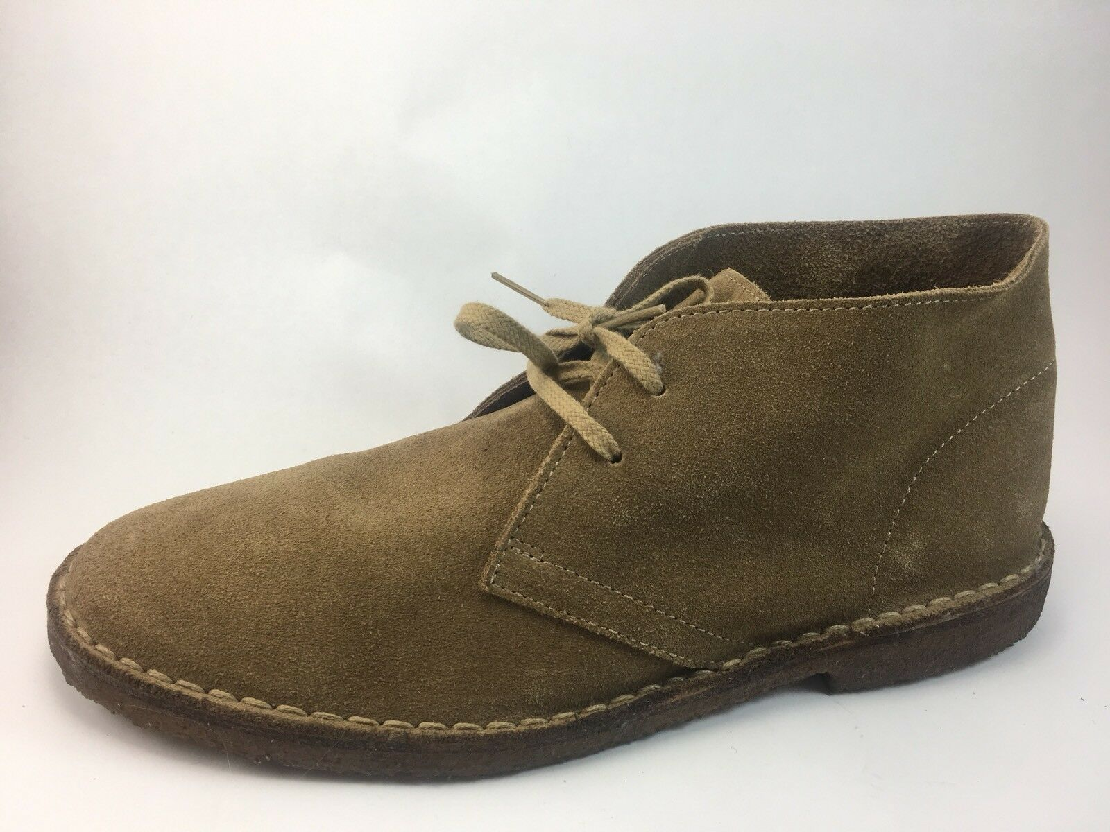 J Crew 79438 Men's Brown Suede Boots Size 10 148 m8