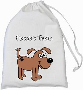 Personalised-Doggy-Treats-Small-Natural-Cream-Cotton-Drawstring-Bag-25x35cm