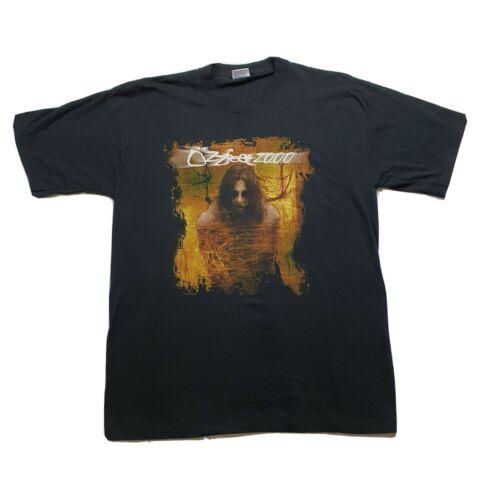 Vintage Ozzfest 2000 T-Shirt Ozzy Osbourne Tour Do