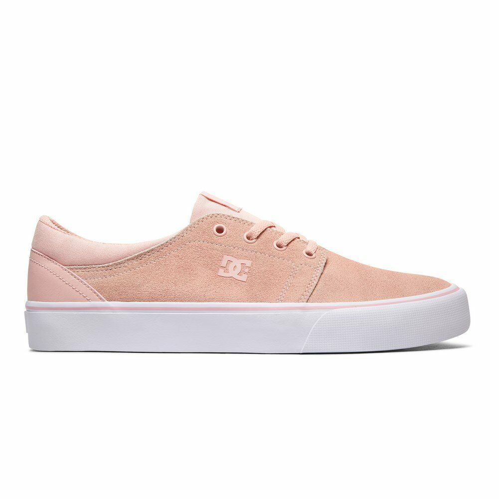 Dc Shoes – Trase Sd pink/white 2018 Men Suede DC Shoes