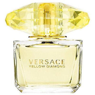VERSACE YELLOW DIAMOND Perfume 3.0 oz women edt NEW tester with cap