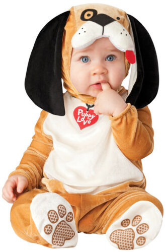 Brand New Puppy Love Dog Infant//Toddler Halloween Costume