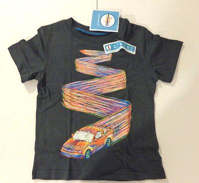 Circo Toddler Boys Gray Race Car T-SHIRT Size 3T , 5T NWT