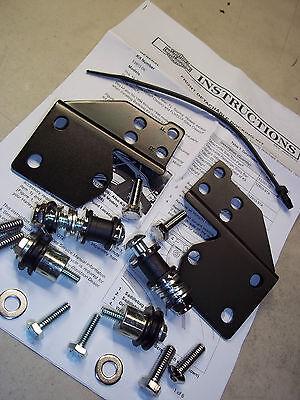 Harley Davidson SISSY BAR & Accessories Docking Kit 53803-06...........