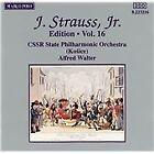 Johann II Strauss - J. Strauss Jr. Edition, Vol. 16 (1992)
